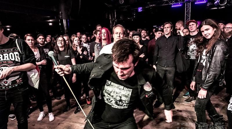 punk konsert stockholm