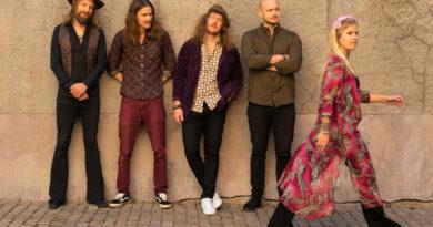 Lisa Lystam Family Band – Promo photos